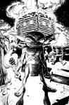 Dynamite Goblins #5 variant cover
