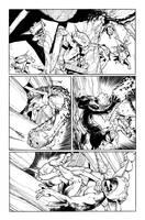 The Ballad of Ak, page 9 by Laemeur