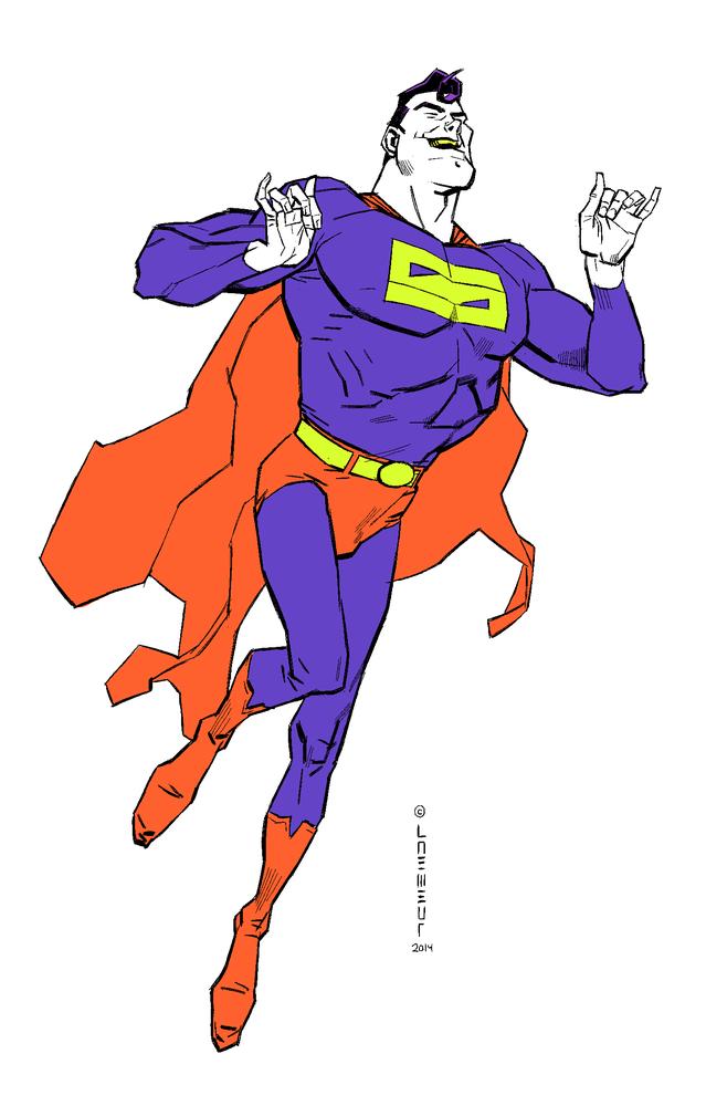 Supertox by Laemeur