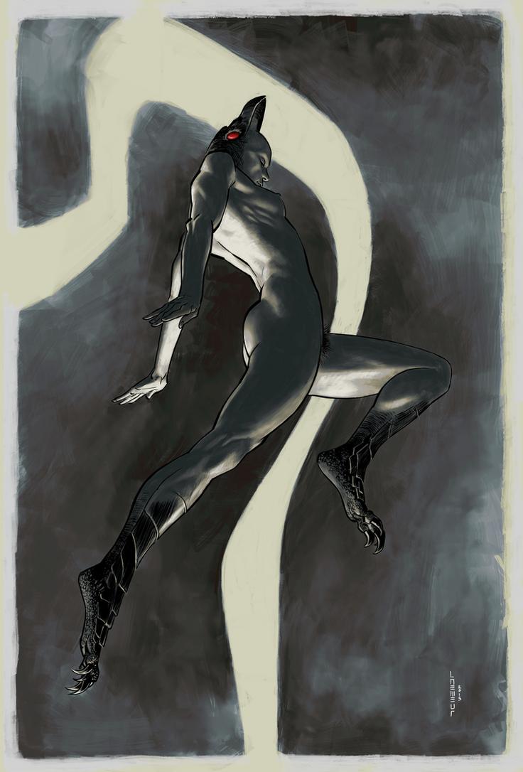 Crows' Feet by Laemeur