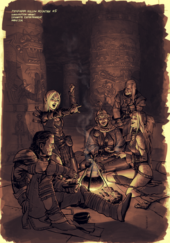 Pathfinder: Hollow Mountain #5