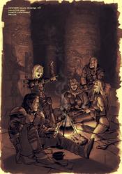 Pathfinder: Hollow Mountain #5 by Laemeur