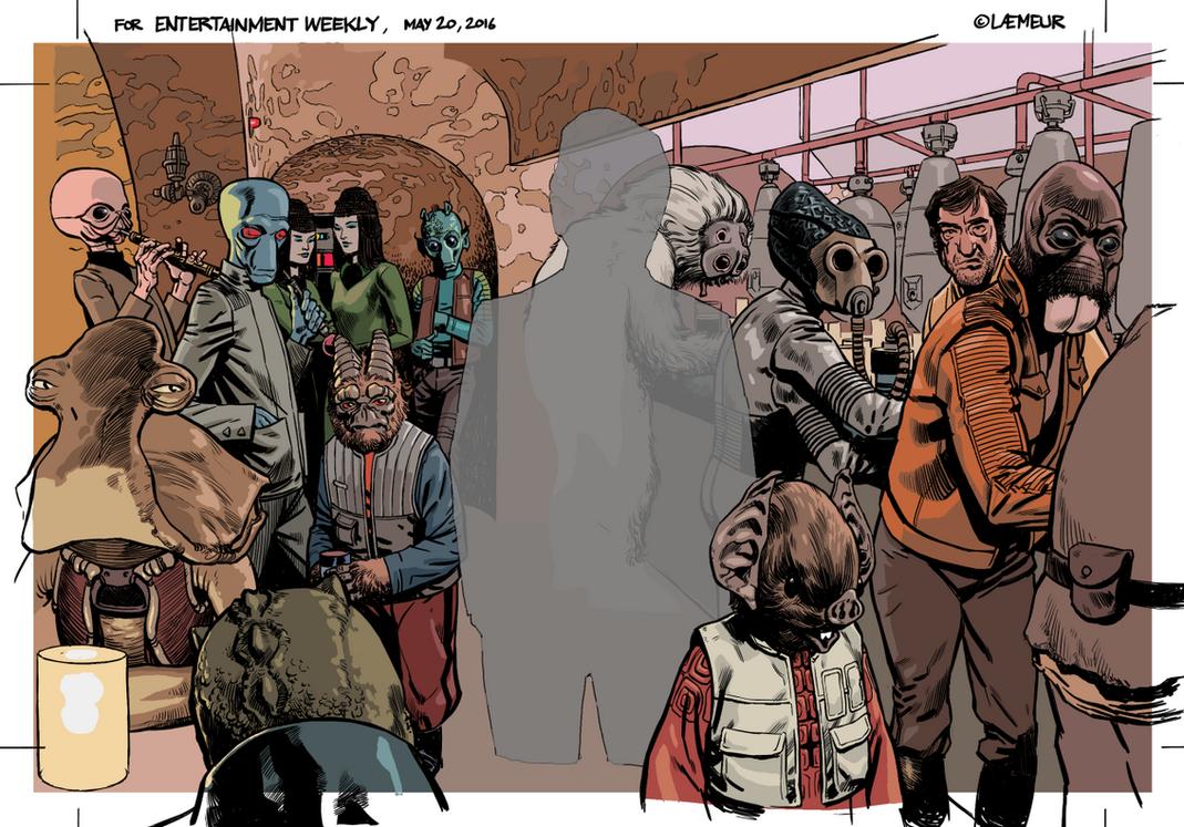 EW New Han Solo by Laemeur