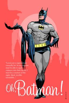 Oh, Batman!