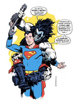 J1F.2 - Supes and Lobo
