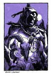 Skeletor Print