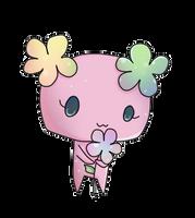 Tamagotchi-Flowertchi by mochatchi