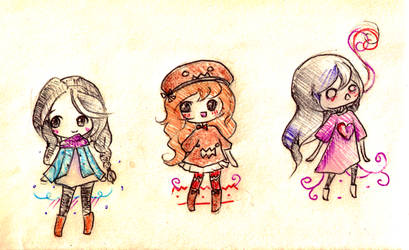 Adoptables 1 (SOLD) by mochatchi