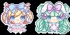 cutesu Icons by mochatchi