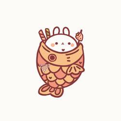 Bunny Taiyaki