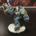 Space Wolf Wolf Lord #3