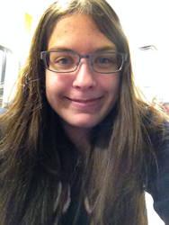 Glasses selfie by Catriona456