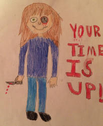 Clockwork: Your Time is Up. by Catriona456