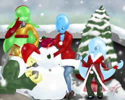 Hot Cocoa Christmas - '11