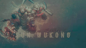 SMITE - Sun Wukong, Monkey King by Shlickcunny
