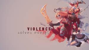 LoL - Katarina, the Sinister Blade