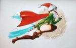 Winter Wonderland Sexy Jingle Tracer