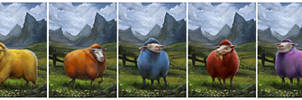 Sheep by gerezon