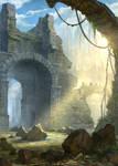 Lair ruins