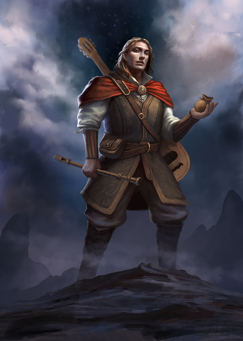 Bard by gerezon