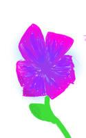 SKETCH A FLOWER by Animeasaur