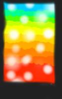 rainbow background by Animeasaur