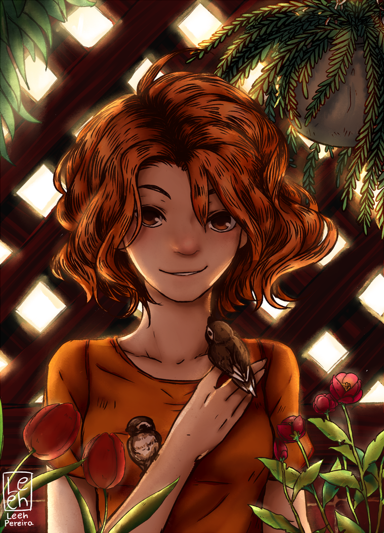 Outono Girl by SymphoBunny
