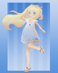 Summer Girl Adopt [Open] by ZeroMana83
