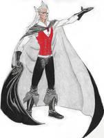Ansem Of The Opera by tegu