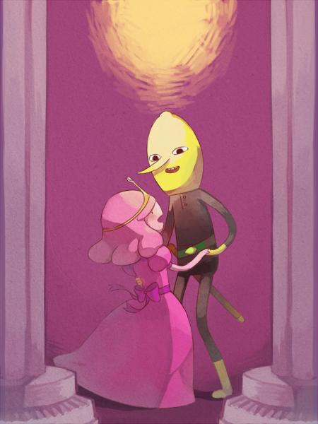 Lemon Bubblegum by SASASAMI