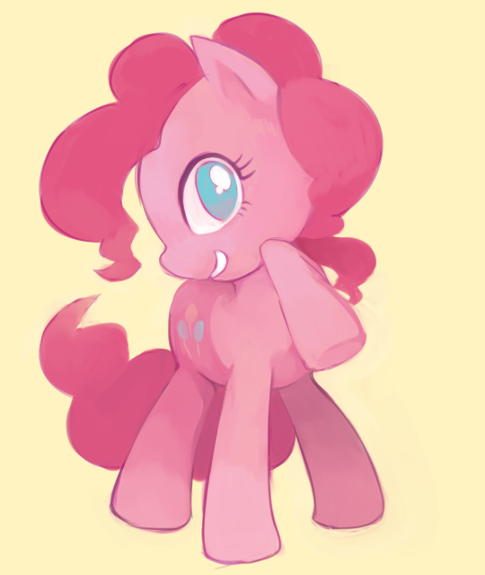 My favorite pony by SASASAMI