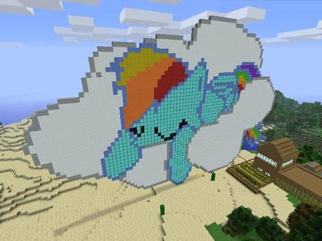 Rd minecraft pixel