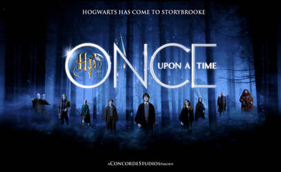 Harry Potter - Once Upon A Time by GiantessStudios101