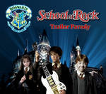Harry Potter - Hogwarts School of Rock by GiantessStudios101