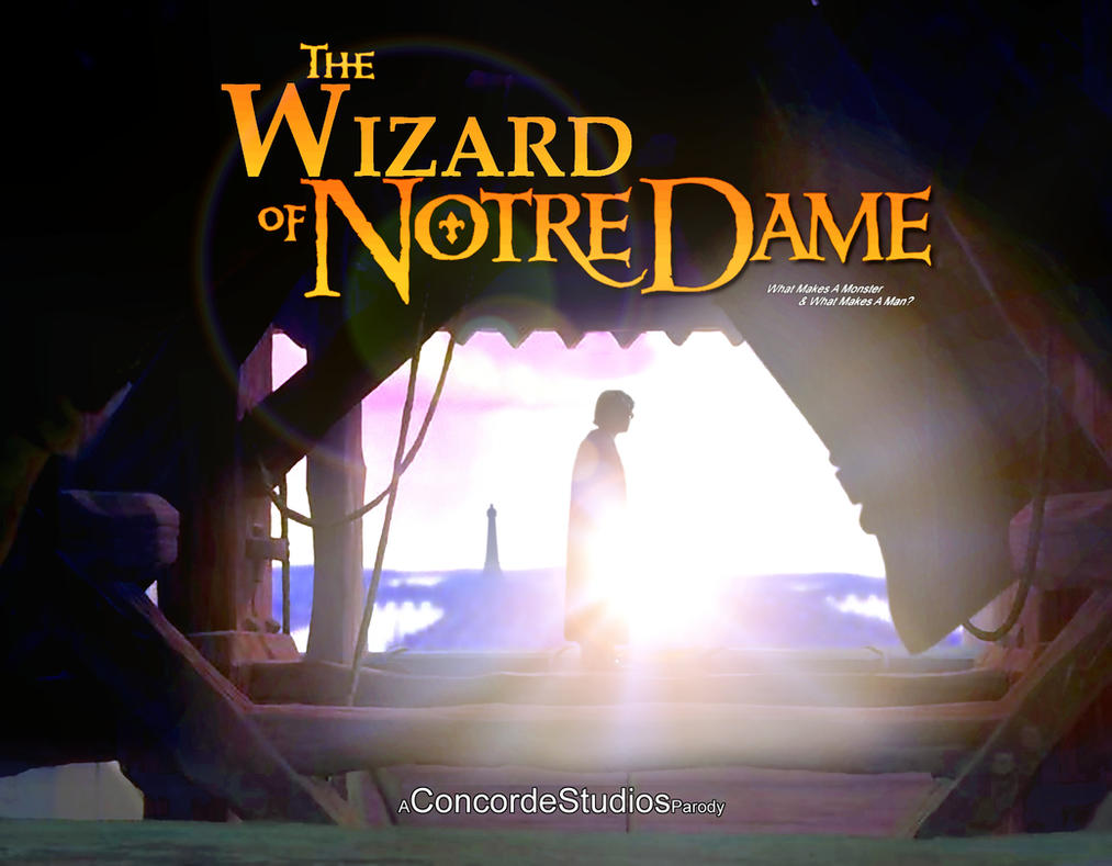 The Wizard of Notre Dame - Harry Potter Parody by GiantessStudios101