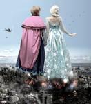 Mega Frozen Giantess - The Sisters of Catastrophe