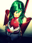 andromeda cosplay