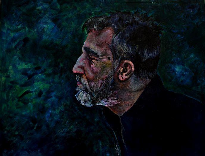 Portrait of Andrzej by schodowski