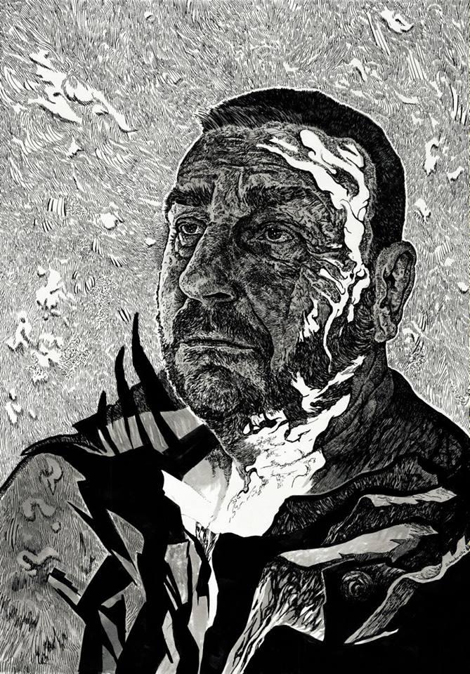 Ecce homo II by schodowski