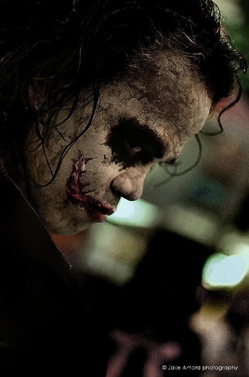 Joker: Why soo Serious?? by kjaex