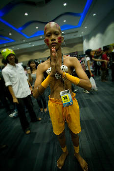 Street Fighter: Dhalsim
