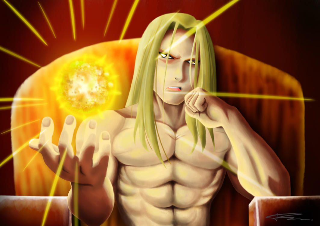 Father - FullMetal Alchemist by igor-frankenstone on ...