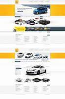 Renault by RadziuPL