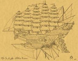 Gladius Russus by Arthulin
