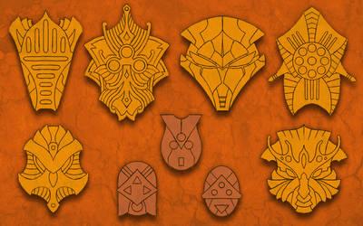 Martian Masks