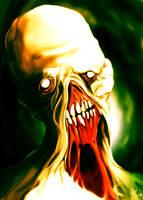 zombie...