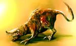 mutant zombie rat