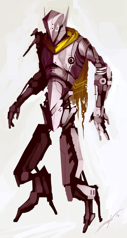 robo concept by Bawarner