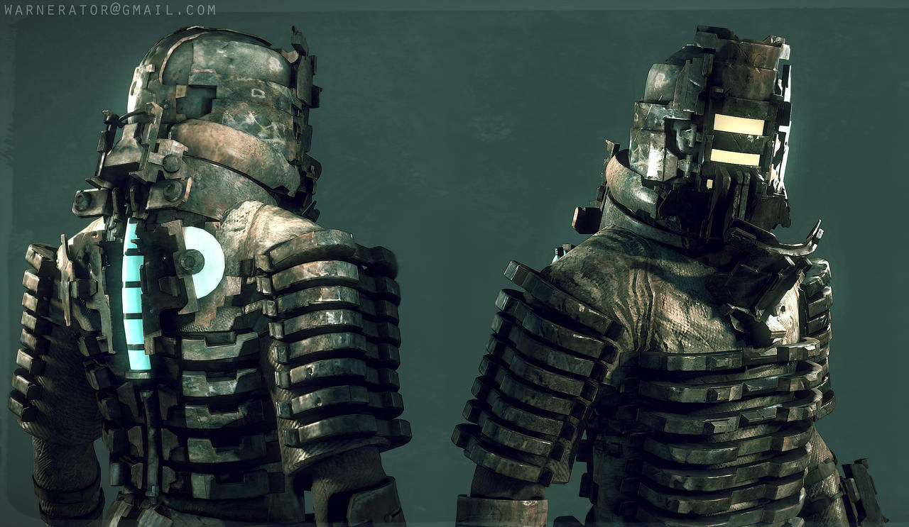 Image result for main character of dead space 1