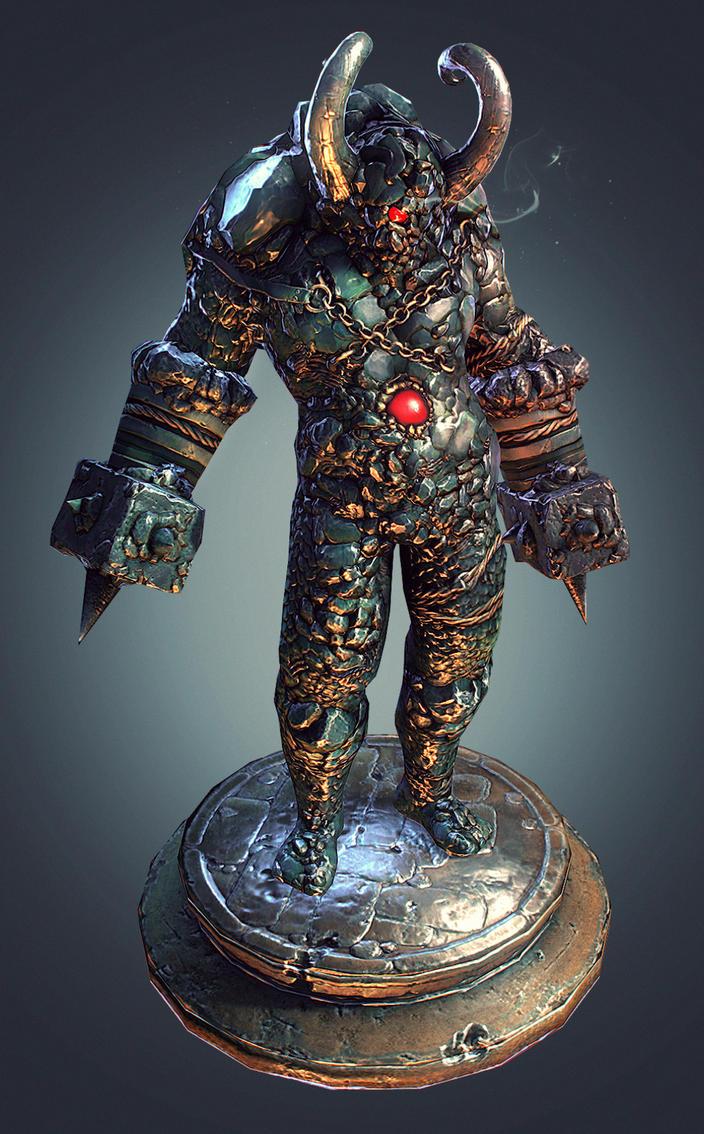Juggernaut by Bawarner